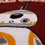 Star Wars BB-8 Knitted Christmas Jumper / Sweater