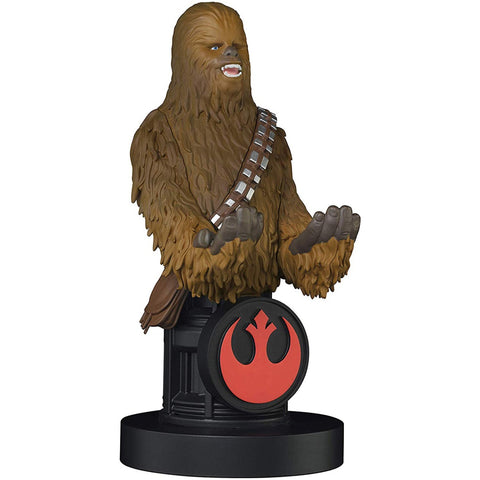 Star Wars Chewbacca Cable Guy Controller & Smartphone Stand
