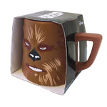 Star Wars Chewbacca Embossed Mug
