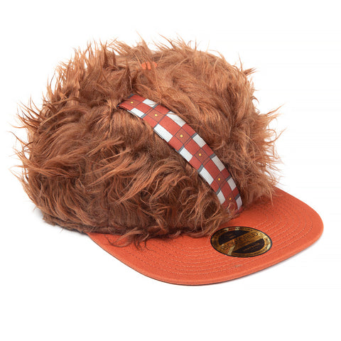 Star Wars Chewbacca Furry Snapback Cap
