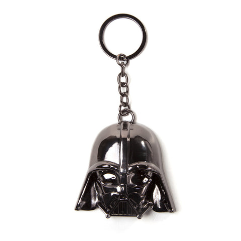 Star Wars Darth Vader 3D Metal Key Chain