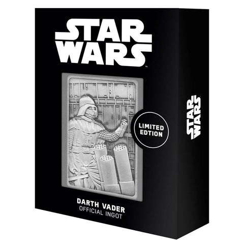 Star Wars Darth Vader Limited Edition Ingot