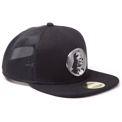Star Wars Darth Vader Trucker Snapback Cap with Metal Plate