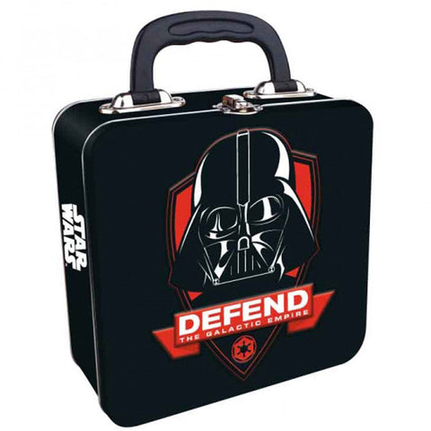 Star Wars Darth Vader Tin Tote
