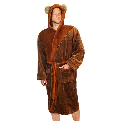 Star Wars Ewok Bathrobe with Ears