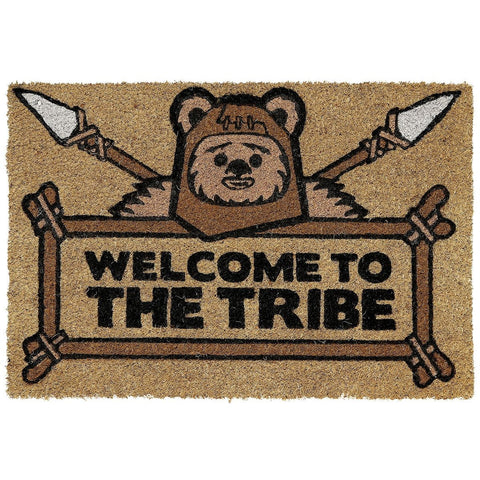 Star Wars Ewok Coir Doormat