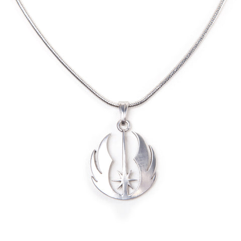 Star Wars Rebel Alliance Jedi Necklace