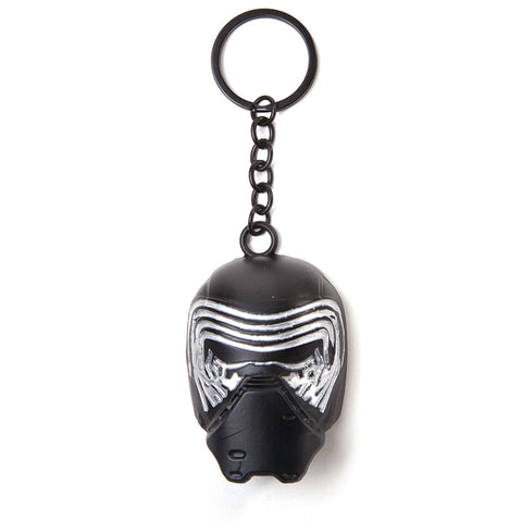 Star Wars Kylo Ren 3D Metal Key Chain