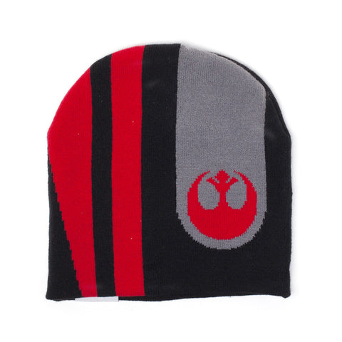 Star Wars Resistance Red Logo Beanie Hat
