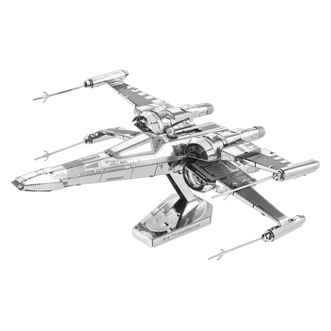 Metal Earth Star Wars Poe Dameron's X-Wing Starfighter