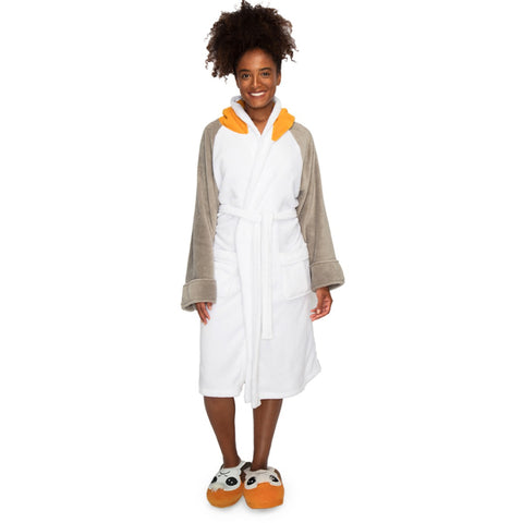 Star Wars Porg Ladies Bathrobe
