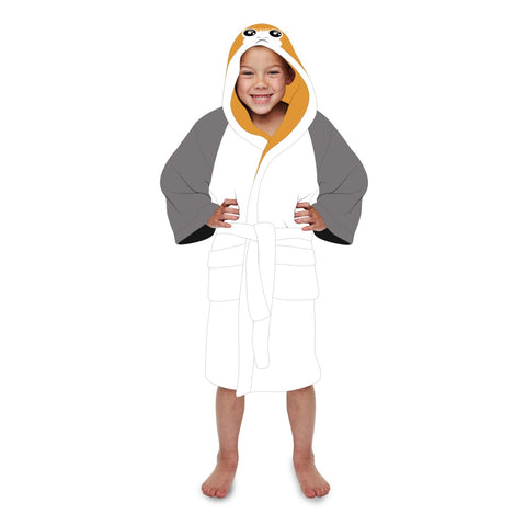 Star Wars Porg Kids Bathrobe