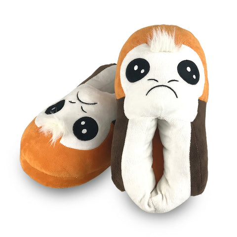 Star Wars Porg Slippers