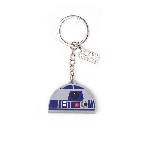 Star Wars R2-D2 Rubber Key Chain