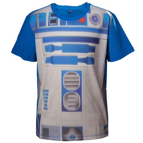 Star Wars R2-D2 Kids T-Shirt