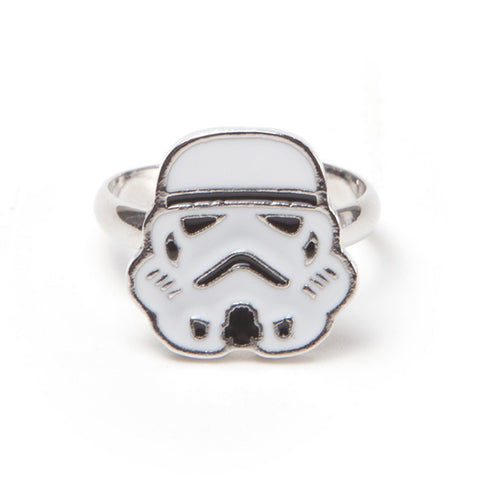 Star Wars Stormtrooper Helmet Ring