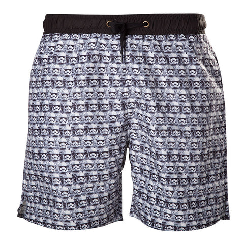 Star Wars Stormtrooper All Over Print Swim Shorts