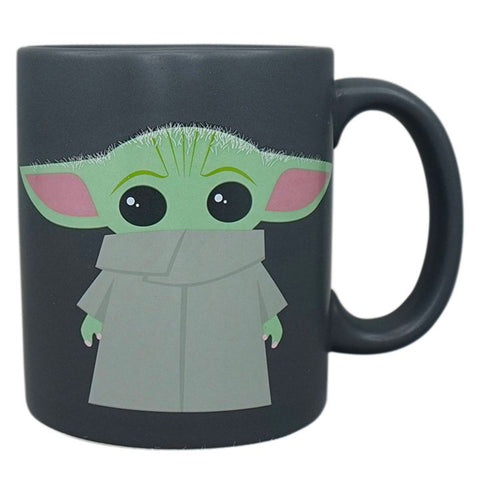 Star Wars The Mandalorian The Child Armed and Dangerous Mug