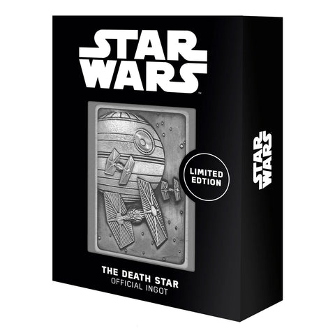 Star Wars Death Star Limited Edition Ingot