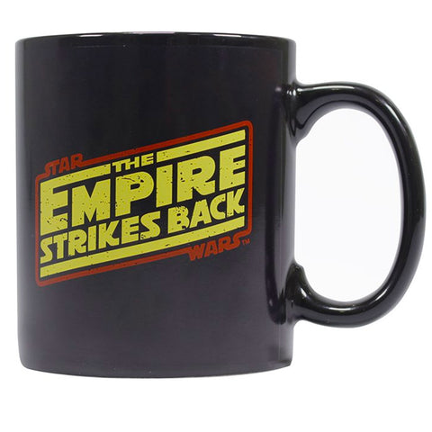 Star Wars The Empire Strikes Back Heat Changing Mug