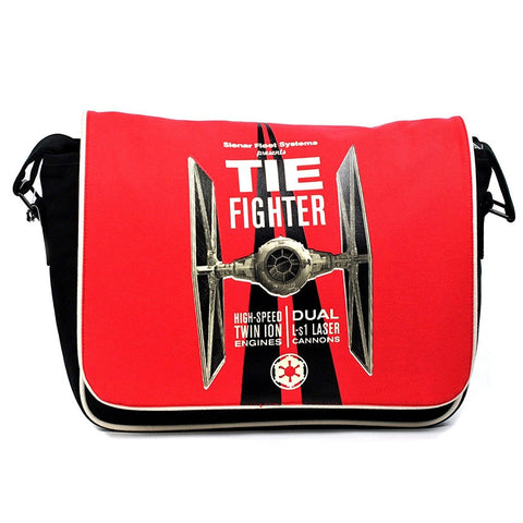 Star Wars TIE Fighter Messenger Bag