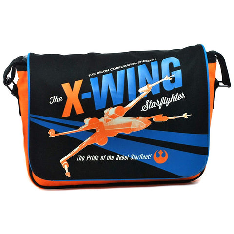 Star Wars X-Wing Messenger Bag