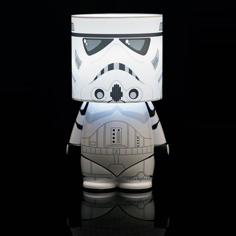 Storm Trooper Look-Alite LED Lamp