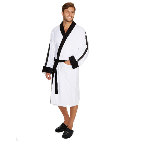 Star Wars Stormtrooper Embossed Bathrobe