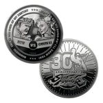 Street Fighter Limited Edition Collectors Coin