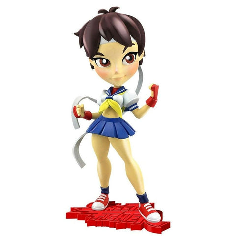 Street Fighter Knockouts Vinyl Figurine - Sakura
