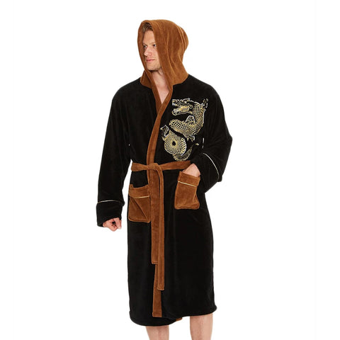 DC Comics Suicide Squad Killer Croc Bathrobe