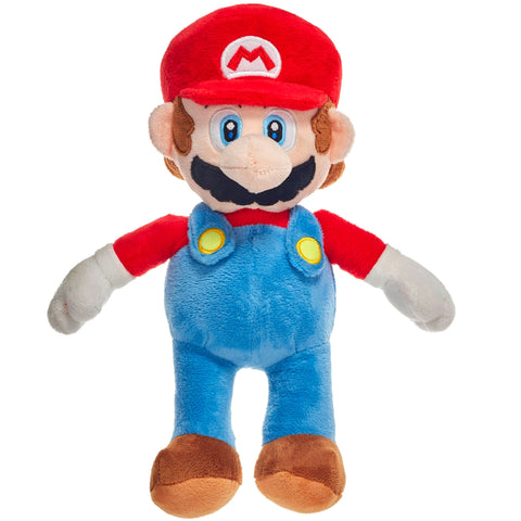 Super Mario Classic Mario 36cm Large Plush Toy