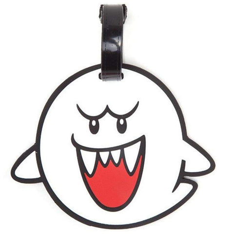 Super Mario - Boo Luggage Tag