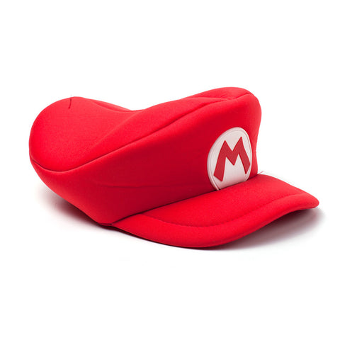 Super Mario Cosplay Cap