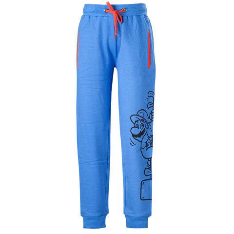 Super Mario Kids Jogging Bottoms