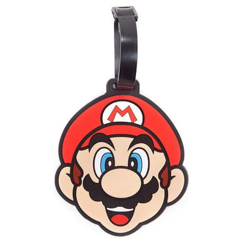 Super Mario - Mario Luggage Tag