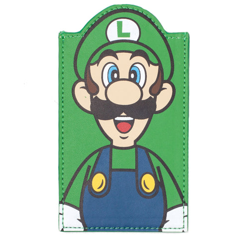 Super Mario - Luigi Card Wallet
