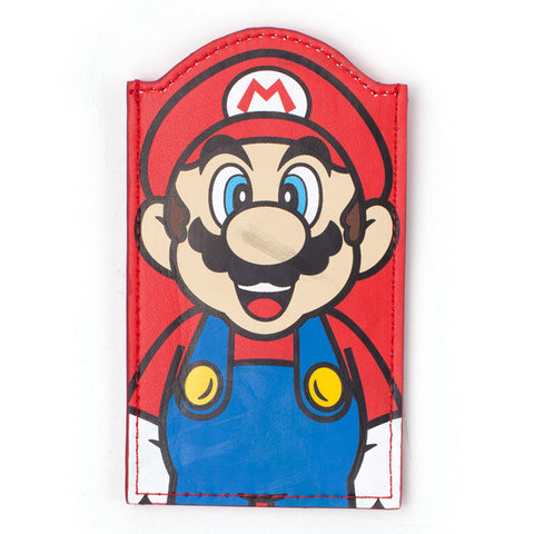 Super Mario - Mario Card Wallet