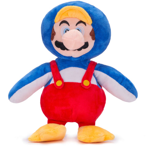 Super Mario Penguin Suit Mario 36cm Large Plush Toy