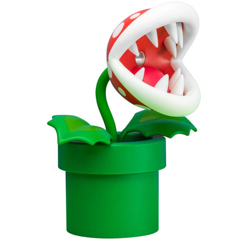 Super Mario Piranha Plant Posable Desk Lamp