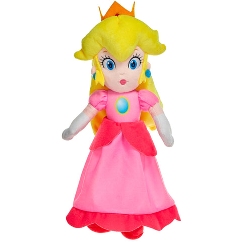 Super Mario Princess Peach 36cm Large Plush Toy