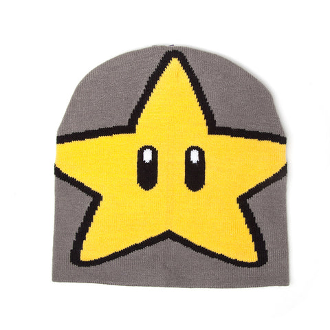 Super Mario Super Star Beanie Hat
