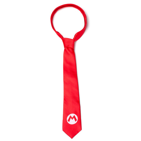 Super Mario Bros. Mario Red Tie