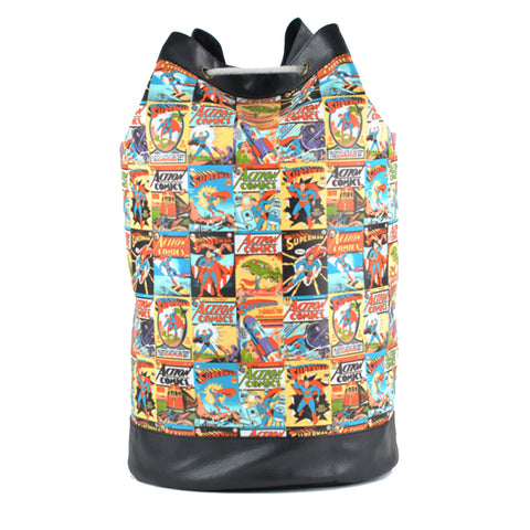 DC Comics Superman Duffle Bag