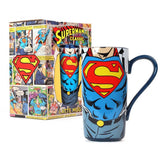 DC Comics Superman Super Strength Latte Mug
