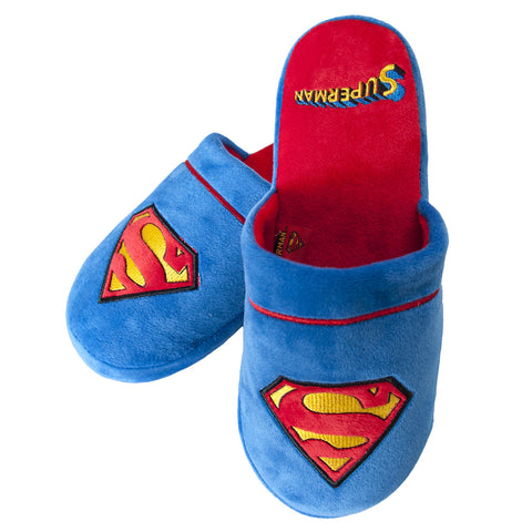 Superman Mule Slippers
