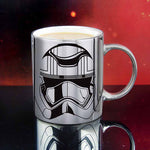 Star Wars Episode VII Captain Phasma Chrome Mug