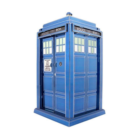 Metal Earth DIY 3D Model Doctor Who Tardis