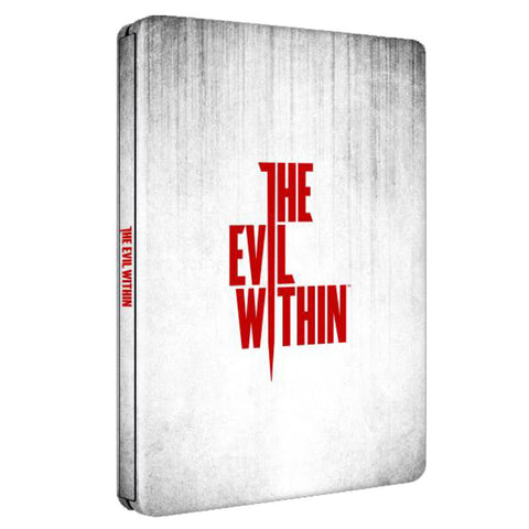 The Evil Within Ltd Edition Steelbook Case - PC/PS4/XBOX ONE (No software)