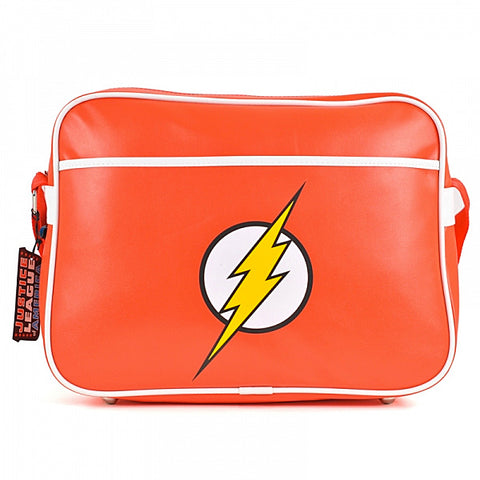 The Flash Retro Messenger Bag